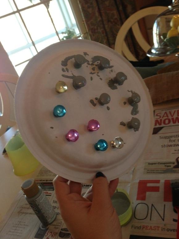 DIY Necklace Holder from Glatz & Glamour
